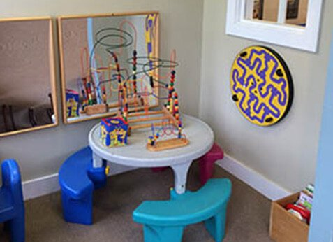 Norwood Dental Care Children's Room