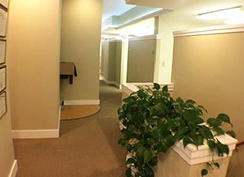 Norwood Dental Care Hallway